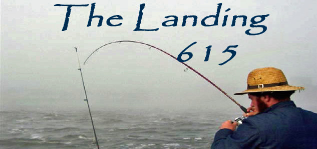 Landing 615 offers Fishing Barge, Bait, Gas, Boat Rental, Docks on the Mississippi River Main Channel Mile Marker 615