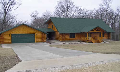 Mississippi River Adventure New Family Log Cabin For