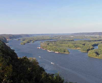 Mississippi River Adventure  Maiden Voyage Tours  Harpers Ferry
