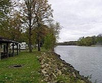 Mississippi River Campgrounds Pettibone Resort Rv Park